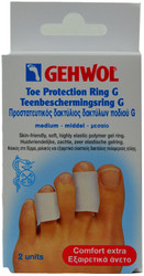 Gehwol Medium Toe Protection Ring G (2 pcs)