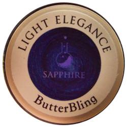 Light Elegance Sapphire Butterbling (UV / LED Gel)