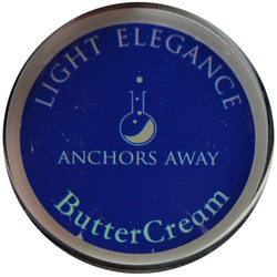 Light Elegance Anchors Away Buttercream (UV / LED Gel)