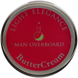 Light Elegance Man Overboard Buttercream (UV / LED Gel)