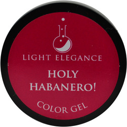 Light Elegance Holy Habanero! Color Gel (UV / LED Gel)