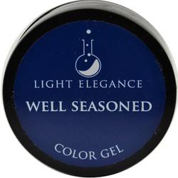 Light Elegance Well Seasoned Color Gel (UV / LED Gel)