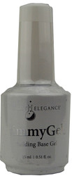 Light Elegance JimmyGel Soak Off Building Base Gel (0.51 fl. oz. / 15 mL)