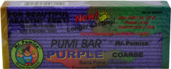 Pumi Bar Purple, Coarse by Mr. Pumice