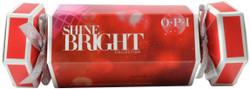 OPI 4 pc Shine Bright Holiday Cracker Mini Set