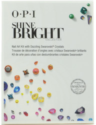 OPI Shine Bright Nail Art Kit (w/ Swarovski Crystals)