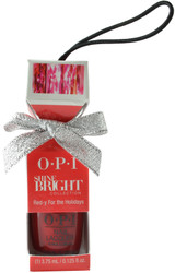 OPI Shine Bright Mini Red-y For The Holidays Ornament