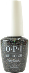 OPI Gelcolor Heart And Coal