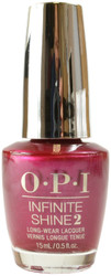 OPI Infinite Shine Merry In Cranberry