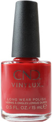 CND Vinylux Devil Red (Week Long Wear)