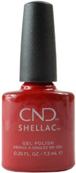 CND Shellac Devil Red (UV / LED Polish)