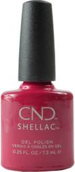 CND Shellac How Merlot (UV / LED Polish)