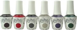 Gelish 6 pc Disney Villains Collection