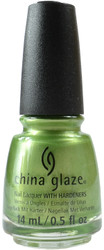 China Glaze Famous Fir Sure
