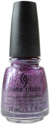 China Glaze Valet The Sleigh