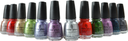 China Glaze 12 pc Jollywood Collection