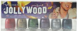 China Glaze 6 pc Jollywood Mini Set