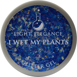Light Elegance I Wet My Plants Glitter Gel (UV / LED Gel)