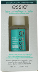 Essie Here to Stay Base Coat (0.46 fl. oz. / 13.5 mL)