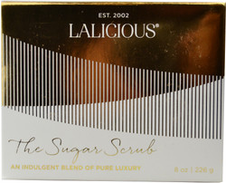 Lalicious Medium The Sugar Scrub Extraordinarily Whipped Sugar Scrub (8 oz. / 226 g)