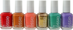 6 pc Essie Summer 2020 Collection
