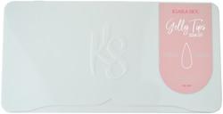 Kiara Sky Stiletto Medium Gelly Tips