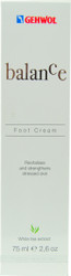 Gehwol Balance Foot Cream (2.6 oz. / 75 mL)