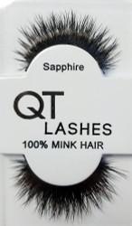 Sapphire Mink QT Lashes