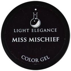Light Elegance Miss Mischief Color Gel (UV / LED Gel)