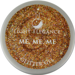 Light Elegance Me, Me, Me Glitter Gel (UV / LED Gel)