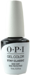 OPI GelColor Stay Classic Base Coat (UV / LED Polish)
