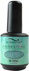 Bio Seaweed Gel Topaz Rhinestone (UV / LED Polish)