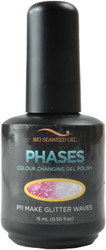 Bio Seaweed Gel Make Glitter Waves - Color Changing (UV / LED Polish)