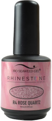 Bio Seaweed Gel Rose Quartz Rhinestone (UV / LED Polish)