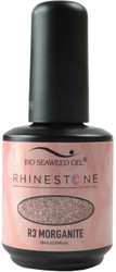 Bio Seaweed Gel Morganite Rhinestone (UV / LED Polish)