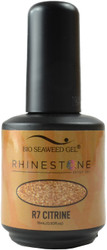 Bio Seaweed Gel Citrine Rhinestone (UV / LED Polish)
