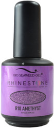 Bio Seaweed Gel Amethyst Rhinestone (UV / LED Polish)