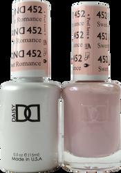 DND Sweet Romance Duo (UV / LED Polish & Matching Lacquer)