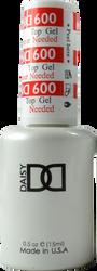 DND UV / LED Top Coat (0.5 fl. oz. / 15 mL)