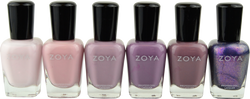 Zoya 6 pc Naturel 4 Collection