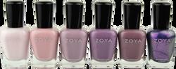 Zoya 6 pc Naturel 4 Collection