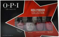 OPI 4 pc Hollywood Mini Set