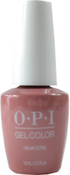 OPI Gelcolor I'm An Extra (UV / LED Polish)