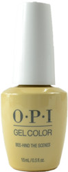 OPI Gelcolor Bee-hind The Scenes (UV / LED Polish)