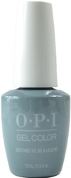 OPI Gelcolor Destined To Be A Legend (UV / LED Polish)