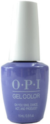 OPI Gelcolor Oh You Sing, Dance, Act And Produce? (UV / LED Polish)