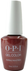 OPI Gelcolor I'm Really An Actress (UV / LED Polish)