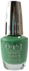 OPI Infinite Shine Rated Pea-G (Week Long Wear)