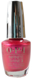OPI Infinite Shine 15 Minutes Of Flame (Week Long Wear)