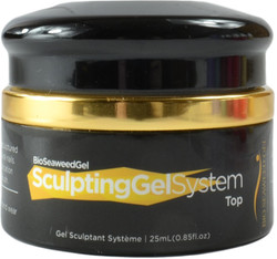 Bio Seaweed Gel Clear Top Sculpting Gel (0.85 fl. oz. / 25 mL)